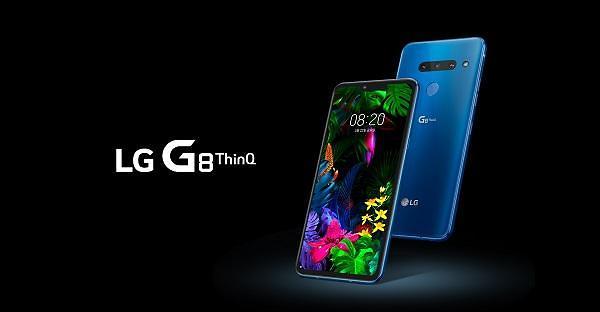 LG G8 ThinQ今日上市 售价89.76万韩元