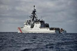 .美国巡逻舰下周访韩与韩海警实施盘查联演.