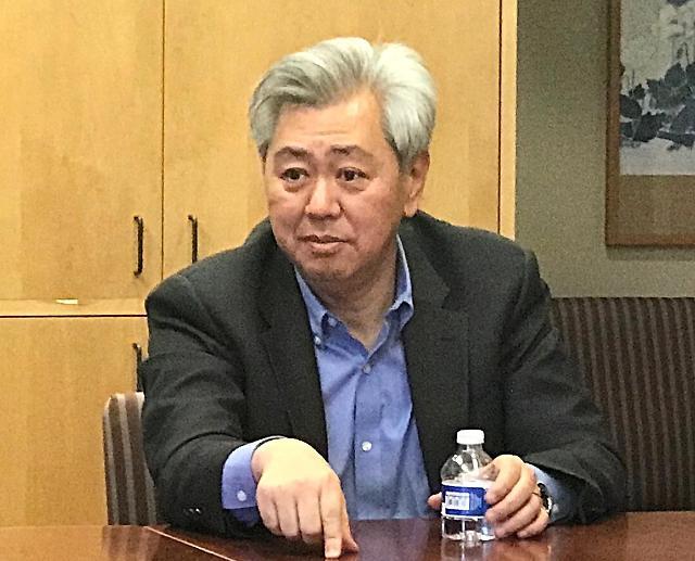 韩国安室长会见美智库负责人强调韩美合作