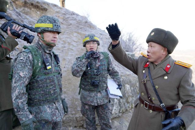 """軍, 9·19 군사합의 이행 위한 남북군사회담 제의…""""北, 아직 답변 없어"""""""