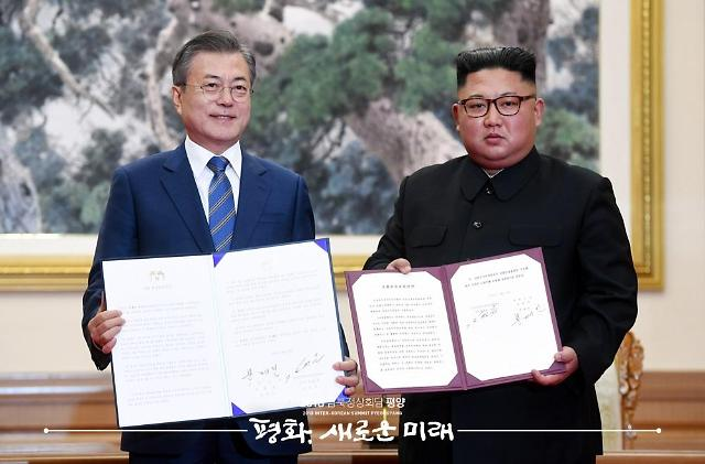 韩向朝提议开会落实军事协议