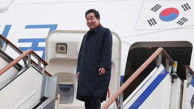 韩国总理李洛渊下周访问蒙古和中国