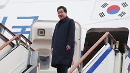 .韩国总理李洛渊下周访问蒙古和中国.
