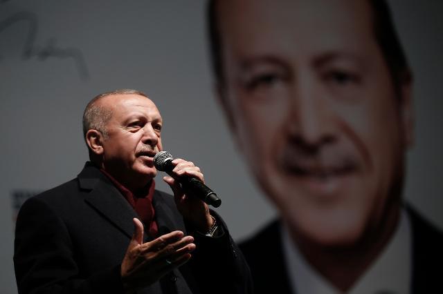 터키 대통령, 선거에 뉴질랜드 테러 또다시 이용