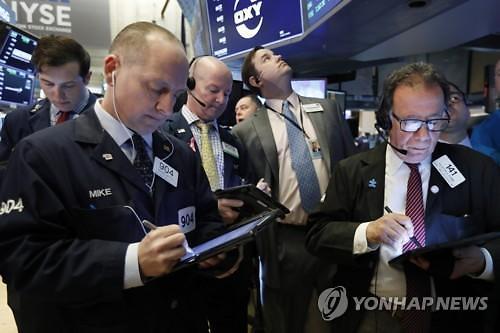 美국채 장단기 금리 역전...경기 침체 신호에 움츠러든 시장