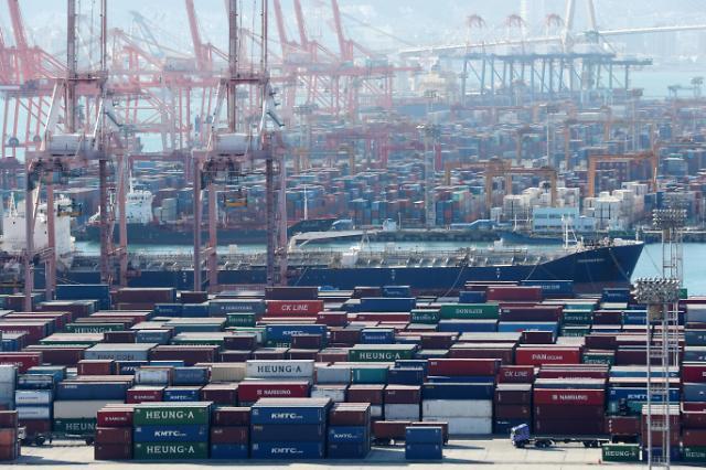 韩1月出口增幅居经合组织下游