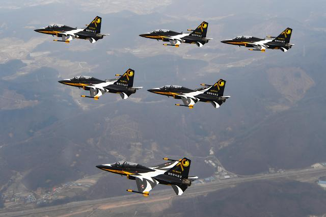 韩国空军公开迎接建军70周年宣传照组图