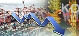 .韩经联下调今年经济增长预期至2.4%.