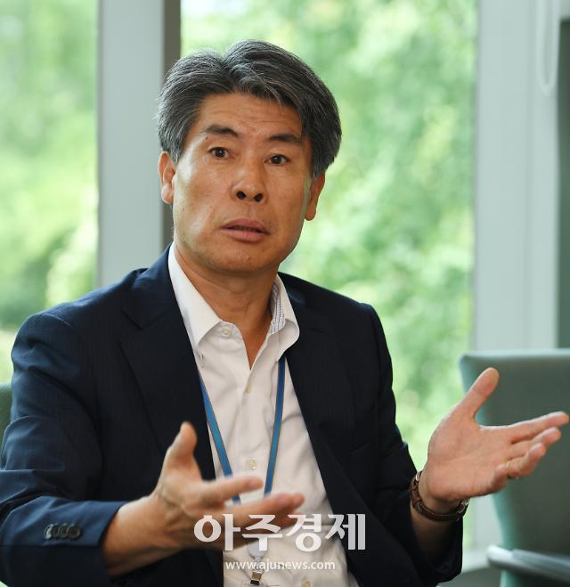 """윤종원 靑경제수석 """"부동산, 더는 경기부양 수단으로 사용 않겠다"""""""