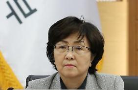 '환경부 블랙리스트 의혹' 김은경 전 장관 오늘 영장심사