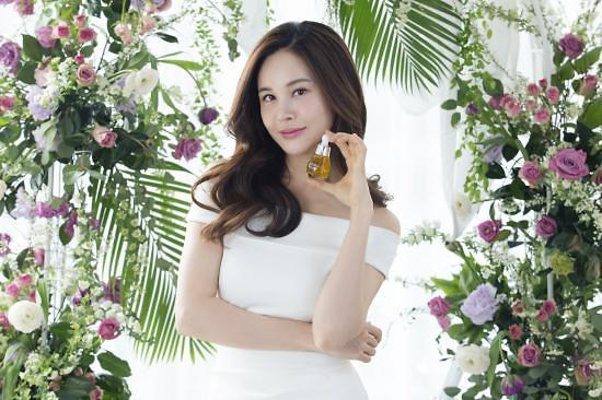 """천연화장품 미구하라, 아이비 모델 발탁 """"관심과 사랑 부탁"""""""