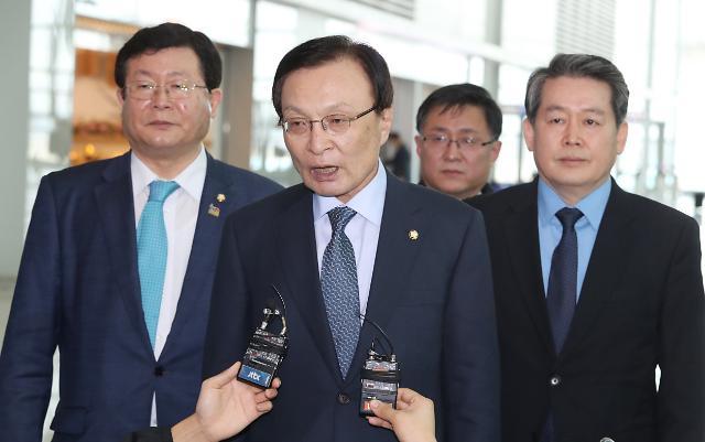 """이해찬 """"베트남, 신남방정책 중요한 나라…남북관계완 별도 방문"""""""