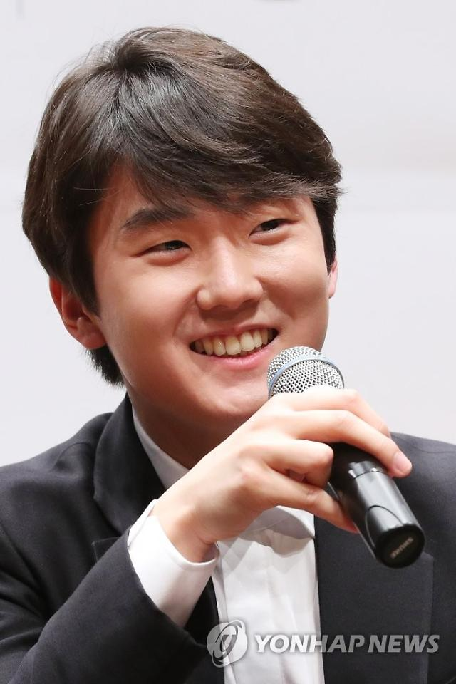 피아니스트 조성진, 역대 최연소로 대원음악상 대상 수상