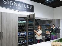 LG電子、北米最大の建築デザインショーで「シグネチャーキッチンスイート」紹介