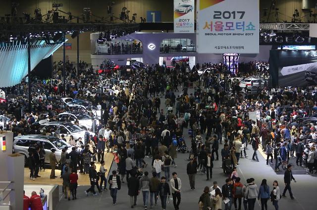 [2019 서울모터쇼] 미래 모빌리티 기술을 한 눈에… 즐길거리도 풍성