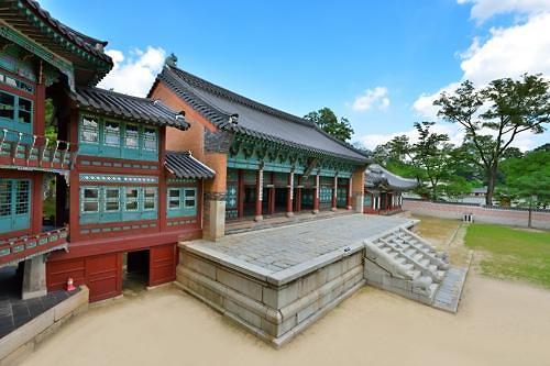 景福宫庆会楼和集玉斋4月起对公众开放