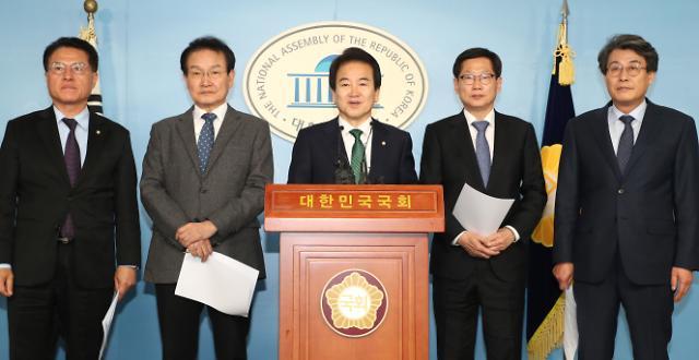 """정동영 """"전주·청주시 특례시 지정 건의"""""""