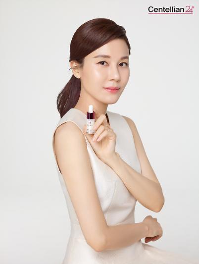 동국제약 센텔리안24, 새 모델로 김하늘 발탁