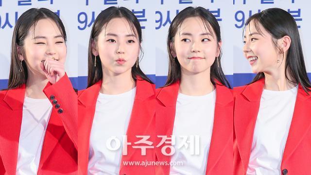 [슬라이드 화보] 안소희, 여전한 깜찍 만두소희 (으라차차와이키키2 제작발표회)