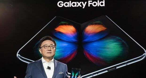Galaxy Fold5月登陆欧洲