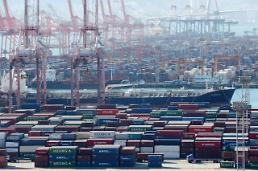 .韩国经济贸易条件连续15个月恶化.