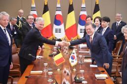 .文在寅发文祈愿韩比共迎和平繁荣新百年.