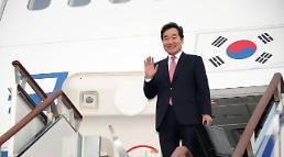 .韩国总理李洛渊今访华将会晤李克强.