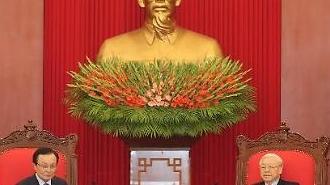 """베트남 국가주석 만난 이해찬 """"베트남 경제발전, 北에 좋은 경험"""""""