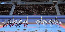 .韩朝跆拳道示范团下月在瑞士举行联合演出.