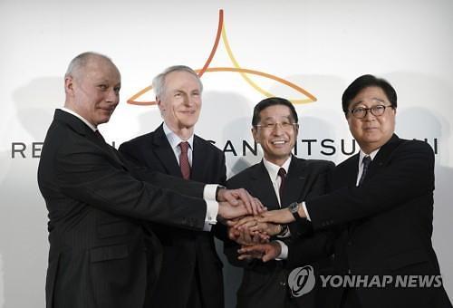 르노, 닛산ㆍ피아트크라이슬러와 잇따라 합병 목표