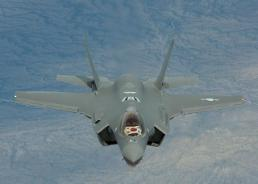 .First batch of two F-35A stealth jets arrives in S. Korea.