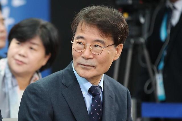 张夏成被正式任命为韩国新任驻华大使
