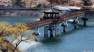 Du lịch Hàn Quốc mùa xuân: ngắm hoa đào ở Andong