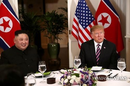 트럼프, 김정은에 핵무기 美로 넘겨라 요구…하노이 회담 결렬 이유?