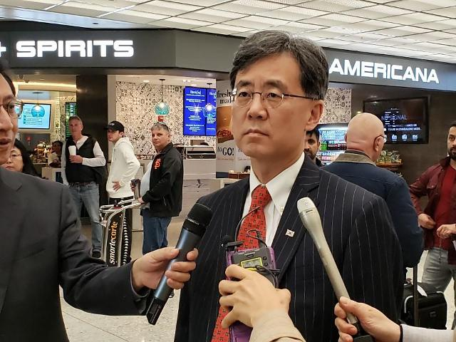 韩国国安副首长访美协调首脑会谈议题