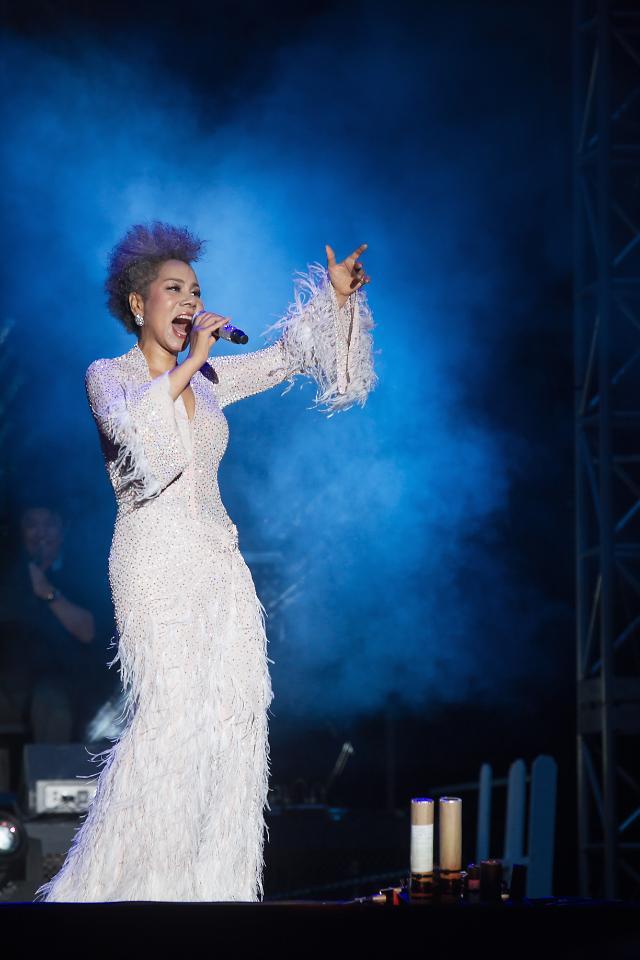 [김호이의 사람들] 가수 인순이의 무대에서의 42년 간의 삶의 이야기