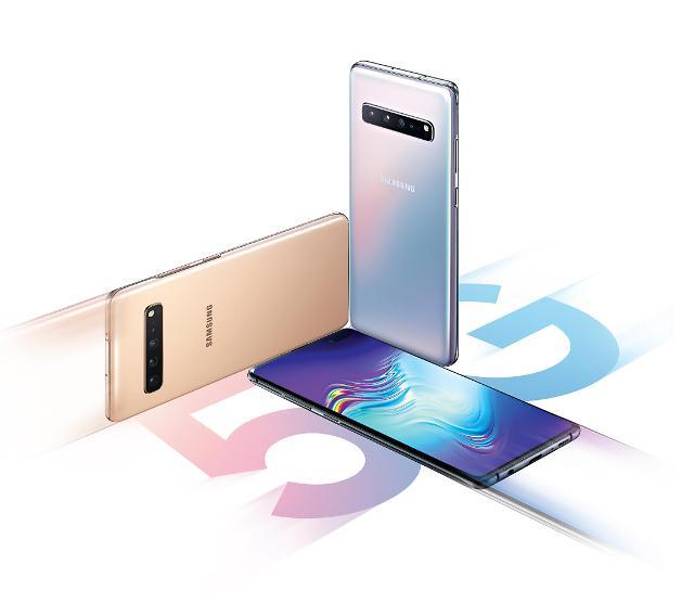 삼성전자 갤럭시S10 5G 5일 국내 출시…LTE 20배 속도 즐긴다