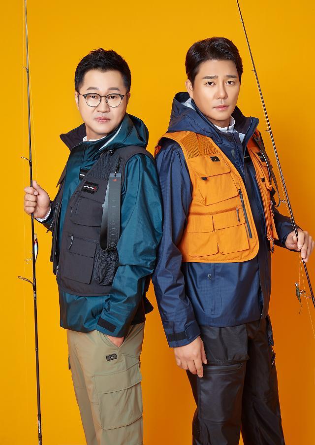 K2, 피싱라인 모델 '이태곤·지상렬' 발탁
