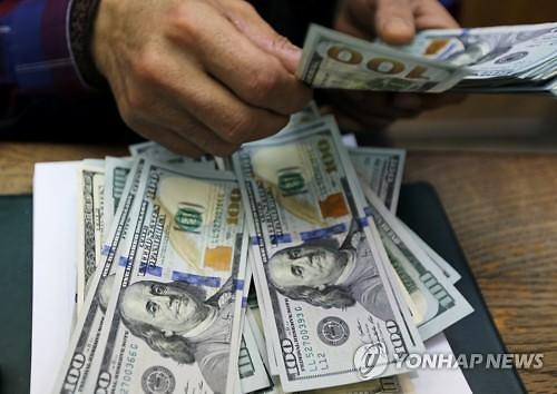 3월 외환보유액 4052.5억 달러…운용수익 늘어 증가 전환