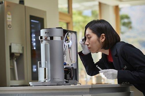 LG电子租赁家电产品意外获利近3000亿韩元