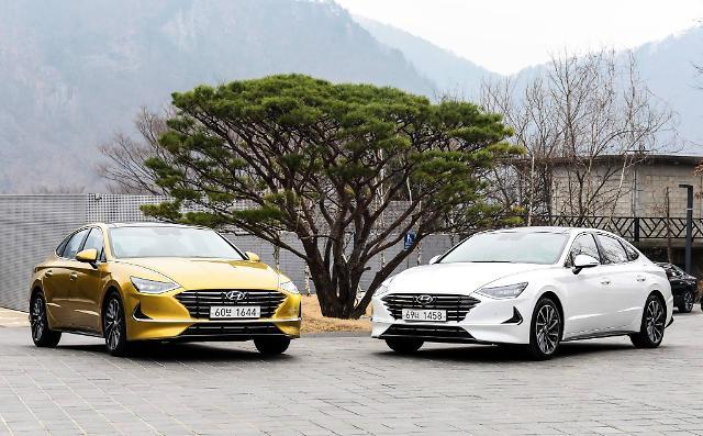 韩国车市SUV人气旺 轿车市场份额首次跌破50%
