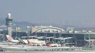 Sân bay quốc tế Incheon Hàn Quốc xác lập kỷ lục mới trong năm 2018