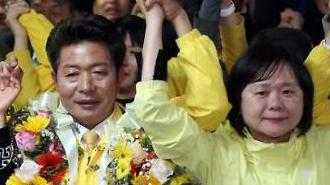 [4·3 보선] 보수·진보 '1대 1 무승부'…통영고성 한국당·창원성산 정의당 당선(종합)