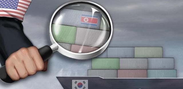 韩国禁止两艘疑似向朝转运油品外籍船只出港