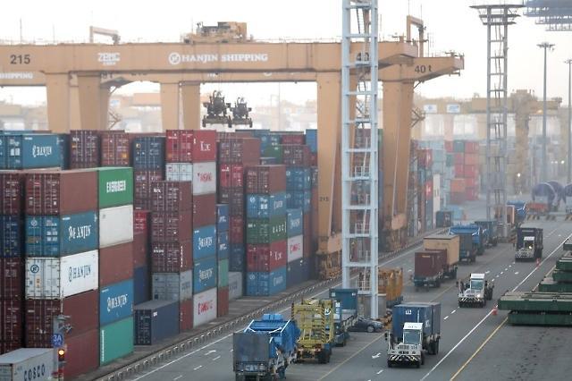 韩2月商品进出口贸易收支顺差为近五年来最低
