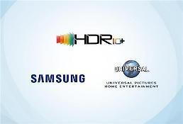 .环球影业加入三星HDR10+阵营.
