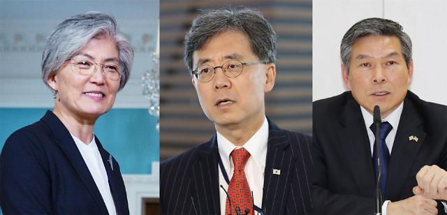韩美外交安保人员密集接触 协商韩美首脑会谈