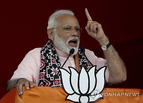 인도, 두달 만에 또 금리 인하…총선 앞둔 모디에 희소식