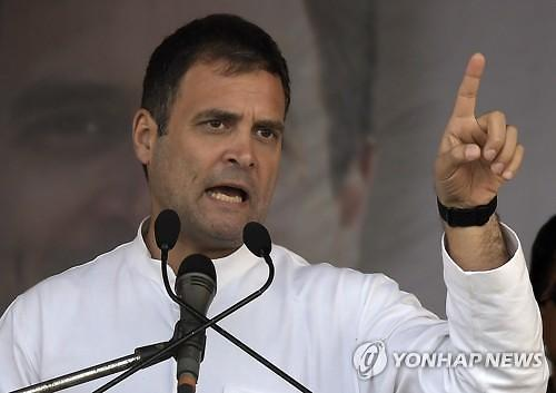 인도 총선 D-3 간디의 기본소득제 표심 움직일까