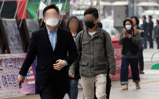아이폰X 최첨단 얼굴인식, 미세먼지에 무용지물